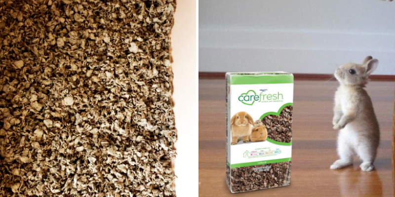 Review of Carefresh Comfyfluff Natural Small Pet Bedding