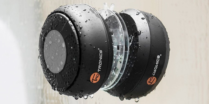 Detailed review of iFox iF012 Bluetooth Shower Speaker