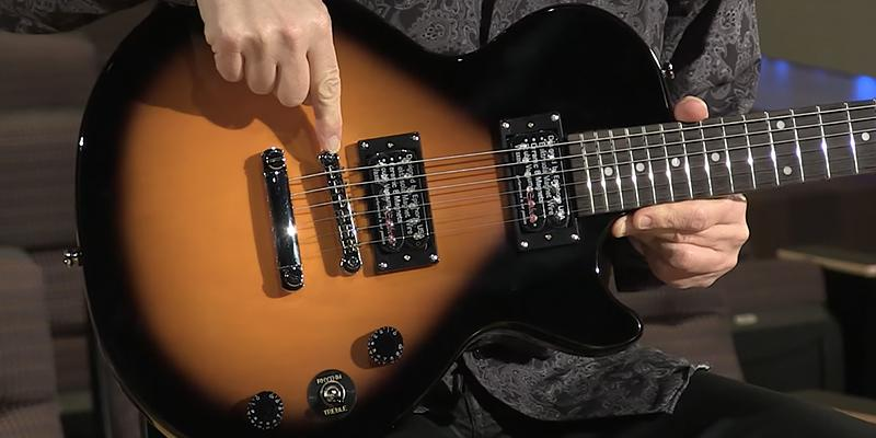 Detailed review of Epiphone PPEG-EGL1VSCH1 Vintage Sunburst
