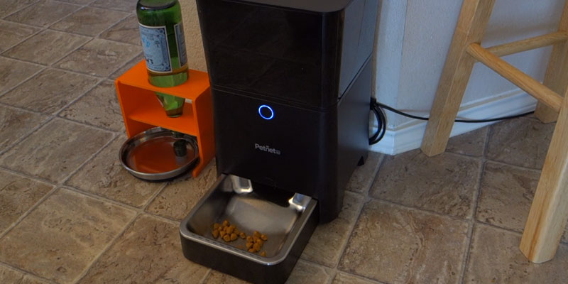 Review of Petnet SmartFeeder Automatic pet feeder