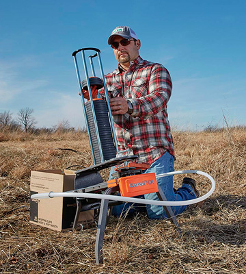 Review of Champion Traps and Targets Champion Workhorse Electronic Trap