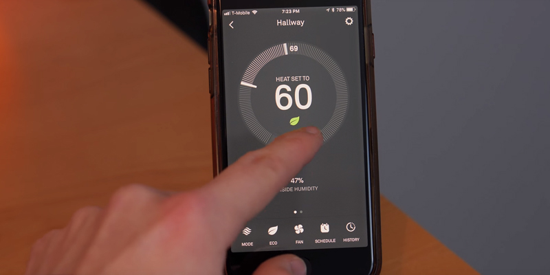 Review of Nest 3rd Generation Learning Thermostat