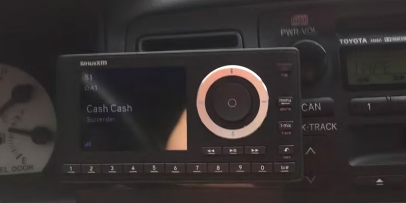 Review of SiriusXM Onyx Plus Satellite Radio