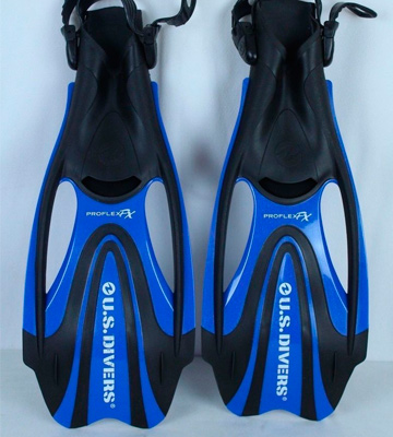 Review of U.S. Divers Proflex II Diving Fins