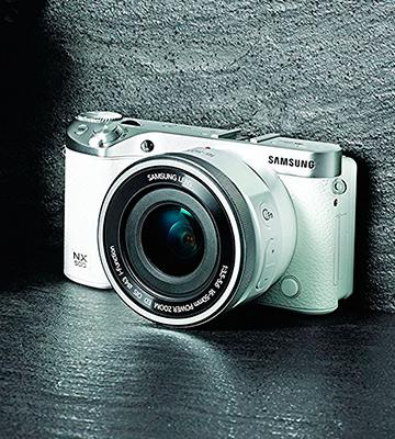 Review of Samsung NX500 Mirrorless Digital Camera