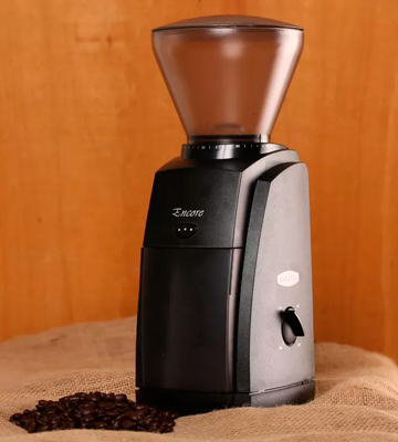 Review of Baratza Encore Conical Burr Coffee Grinder