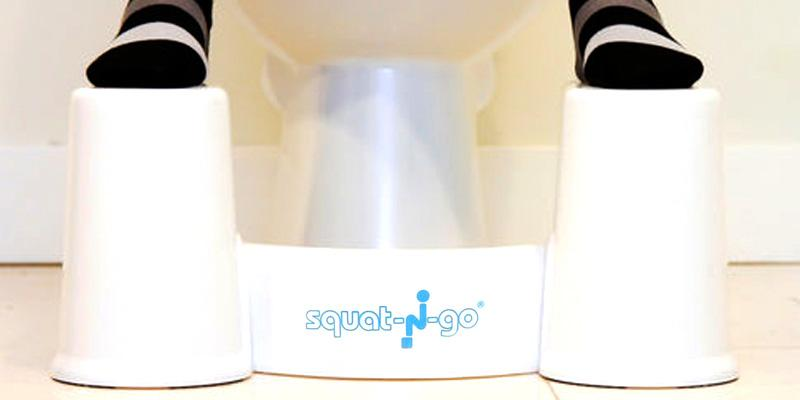 Review of Squat N Go Detachable Toilet Stool