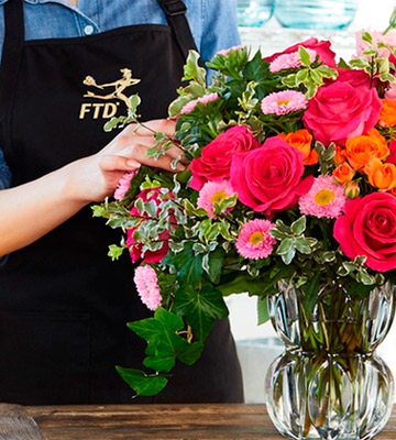 Review of FTD Online Flower Delivery