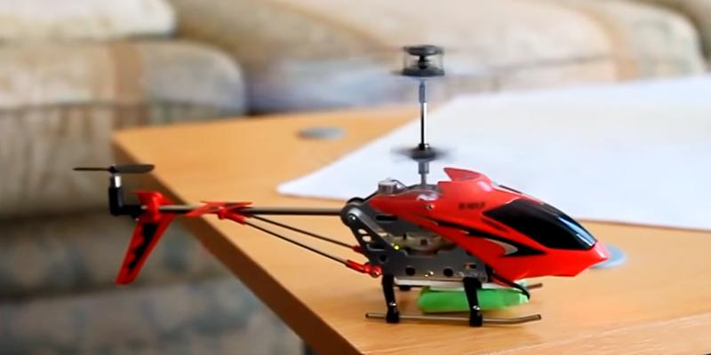 Review of SYMA S107/S107G R/C Helicopter with Gyro