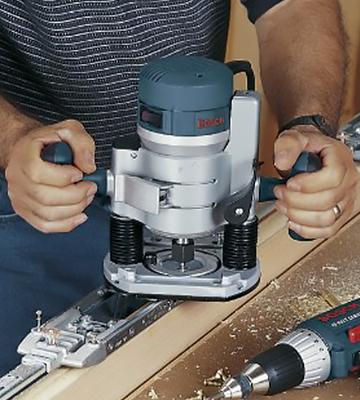 Review of Bosch 1617EVSPK Variable Speed Router Kit