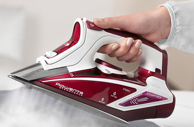 Best Rowenta Steam Irons for Super Smooth Results
