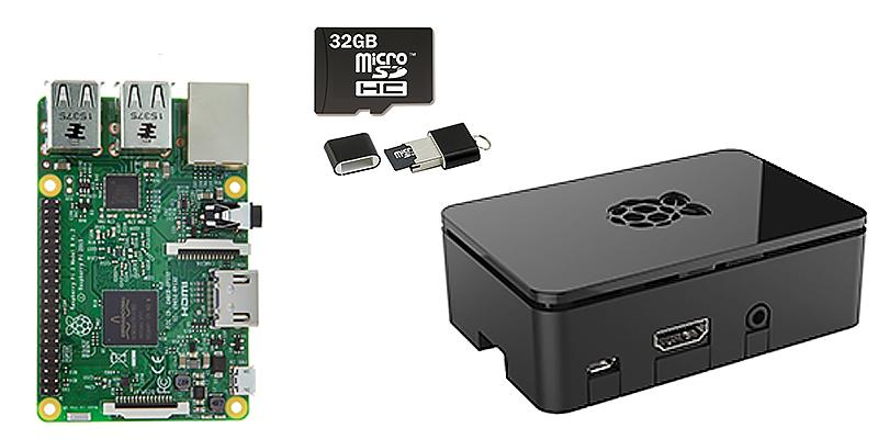 Detailed review of Raspberry Pi 3 Model B Complete Starter Kit Desktop Barebone