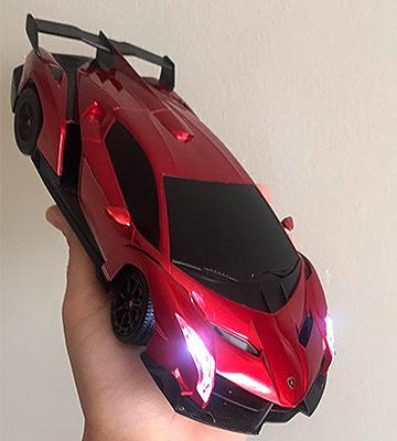 Review of RW Lamborghini Veneno Scale Sport Racing