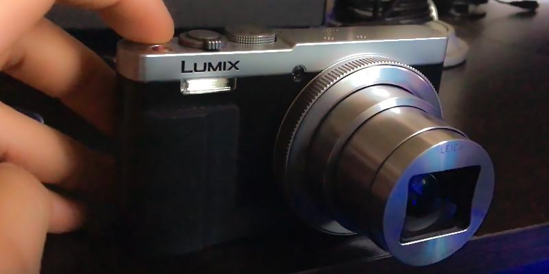Panasonic DMC-ZS50S LUMIX Camera in the use