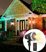 1byone Laser Christmas Light Projector