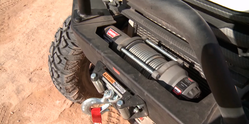 Review of Warn 89020 Vantage 2000 Winch