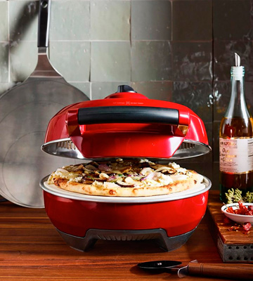 Review of Breville Crispy Crust Pizza Maker
