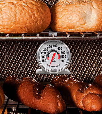 Review of AcuRite 00620A2 Stainless Steel Oven Thermometer