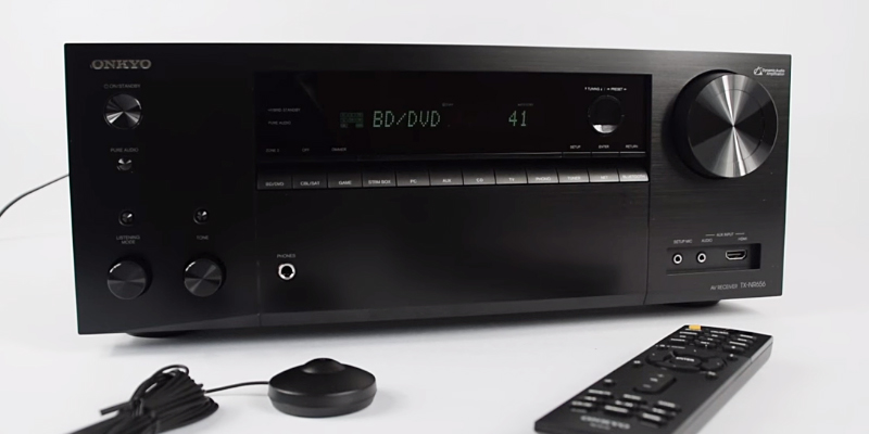 Review of Onkyo TX-NR656 Network A/V Receiver