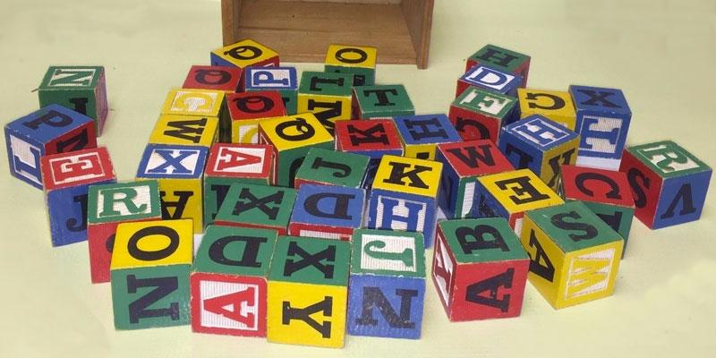 Review of Schylling ABC Complete alphabet