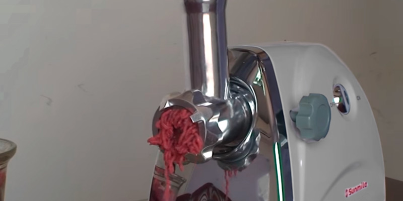 Review of Sunmile SM-G31 Meat Grinder