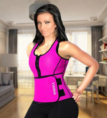 0b79a4ab3e 5 Best Waist Trainers Reviews of 2019 - BestAdvisor.com