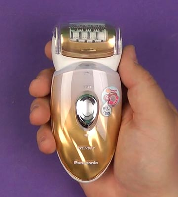 Review of Panasonic ES-ED50-N Multi-Functional Wet/Dry Shaver and Epilator for Women, Women's