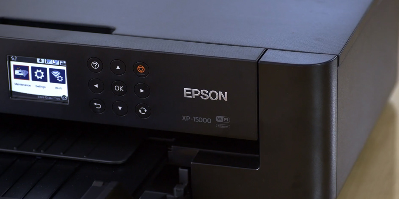 Review of Epson XP-15000 Wireless Color Wide-format Printer