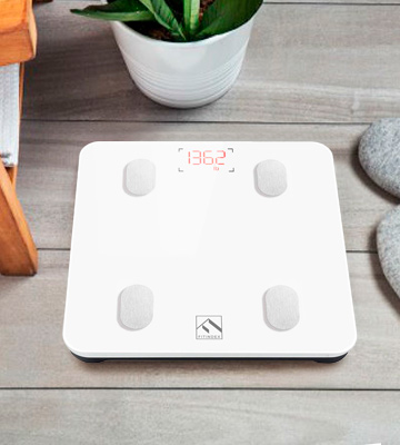 Review of FITINDEX ES-26M Smart Digital Bathroom Scale with Bluetooth