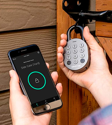 Review of Igloohome IHDPLK Smart Padlock