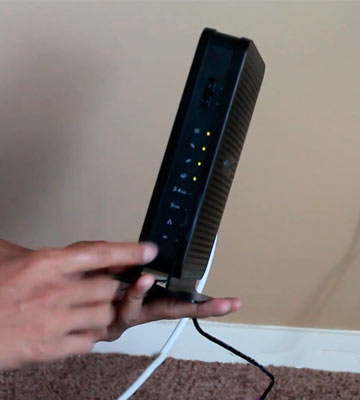Review of ARRIS SURFboard (SBG6580-2) 8x4 DOCSIS 3.0 Cable Modem/Wi-Fi N600 Dual Band Router