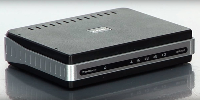 D-Link EBR-2310 Ethernet Broadband Router application