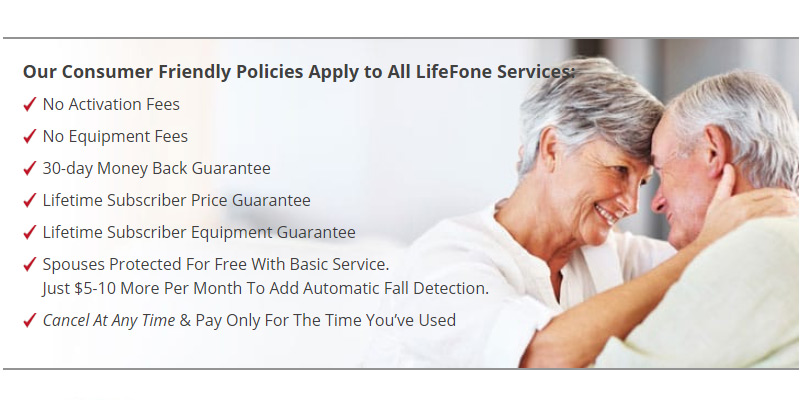 Detailed review of LifeFone Medical Alert Services