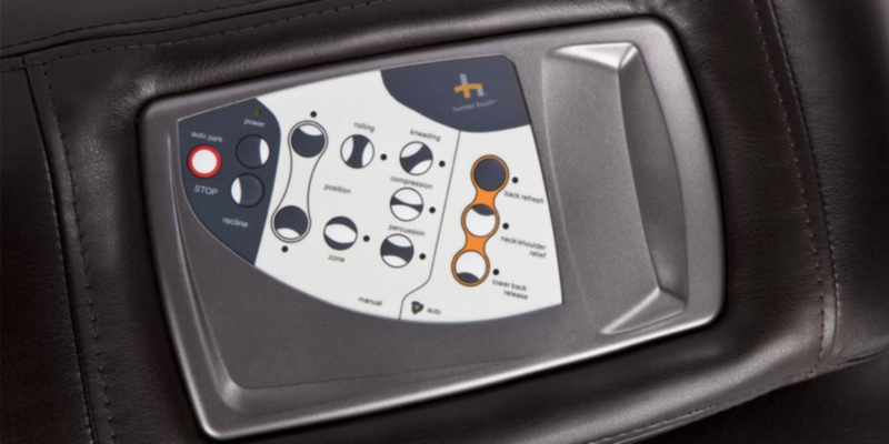 Human Touch iJoy-2580 Robotic Massage Chair in the use