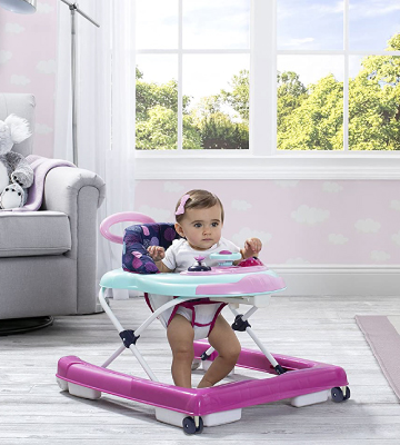 Review of Delta Children First Exploration 2-in-1 Activity Walker
