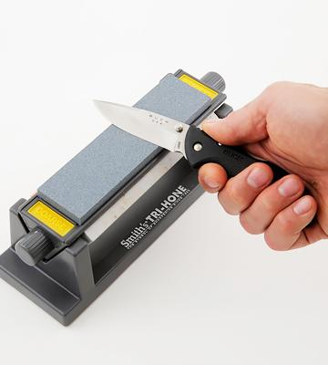 Review of Smith's TRI-6 Sharpening Stones System