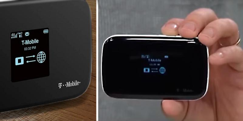Review of T-Mobile Z64 Hotspot