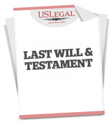 USLegal Last Will and Testament