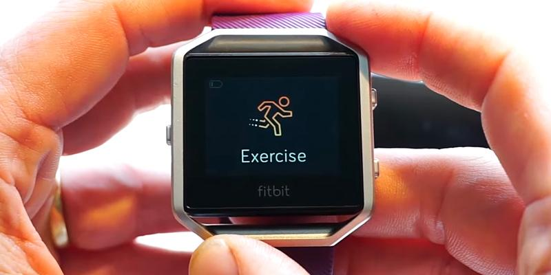 Detailed review of Fitbit Blaze Smart Fitness Watch