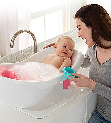Review of Fisher Price DLH01 4-in-1 Sling 'n Seat Tub
