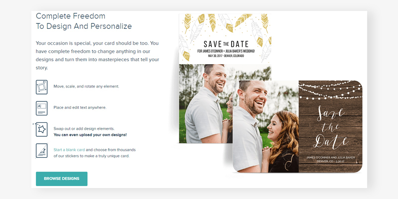 Mixbook Custom Photo Cards For Every Occasion in the use