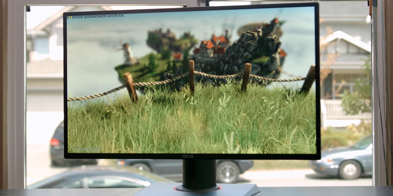 "Review of ASUS ROG Swift (PG278QR) 27"" WQHD G-SYNC Eye Care Gaming Monitor (165Hz, 1ms, DisplayPort, HDMI)"