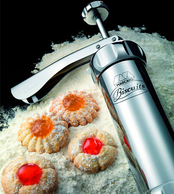 Review of Marcato 8300 Classic Biscuit Maker Press