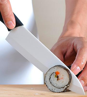 Review of Aroccom Ceramic 6-Inch Chef's Knife