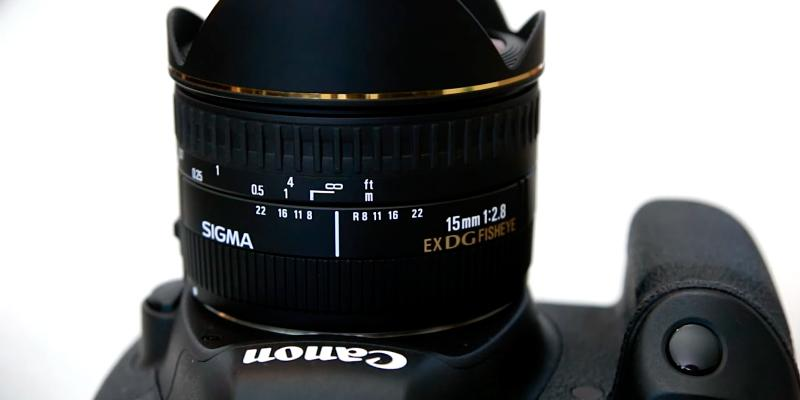 Review of Sigma 15mm f/2.8 EX DG Diagonal Fisheye Lens