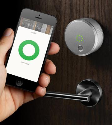 Review of August ASL-1 Keyless Home