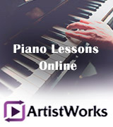 ArtistWorks Piano Lessons Online