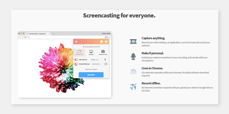 Detailed review of Screencastify Screen Recorder for Chrome