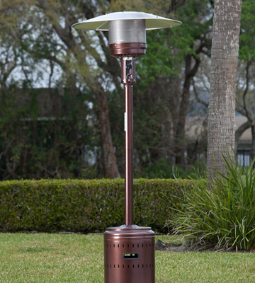 Review of Fire Sense 60485 Commercial Patio Heater