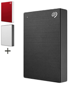 Seagate Backup Plus Portable External Hard Drive (USB 3.0)